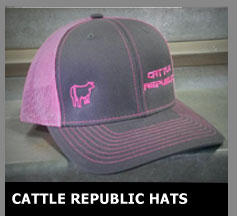 Cattle Republic Hats